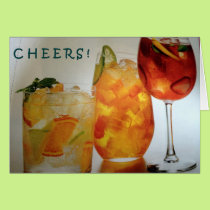 """TIME TO GET THE PARTY STARTED-YOU ARE """"21"""" CARD"""