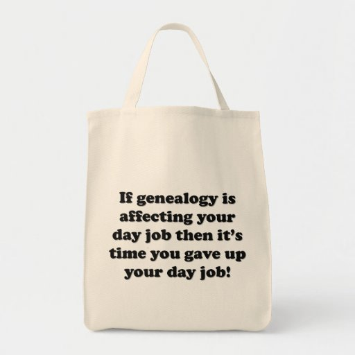 Time To Give Up Day Job Tote Bag