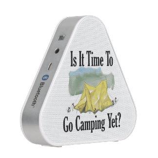 Time To Go Camping Pieladium Speaker