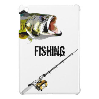Time To Go Fishing Case For The iPad Mini