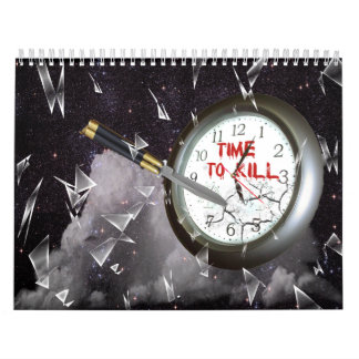 Time to Kill1 Calendar