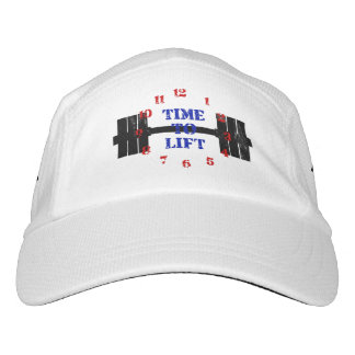 Time To Lift Headsweats Hat