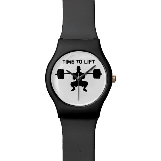 Time To Lift - or Weight Lifting Watches