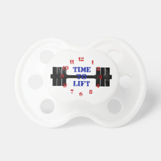Time To Lift Pacifier
