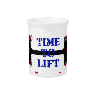 Time To Lift Pitchers
