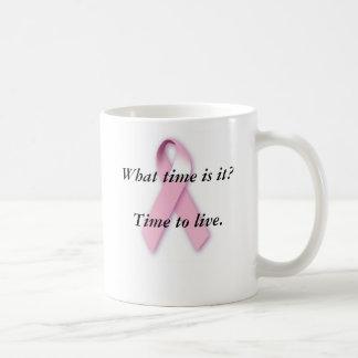 Time to Live Mug