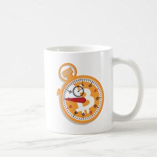Time To Make Bitcoin Stopwatch Mug
