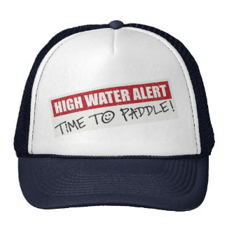 Time to Paddle Cap Trucker Hat