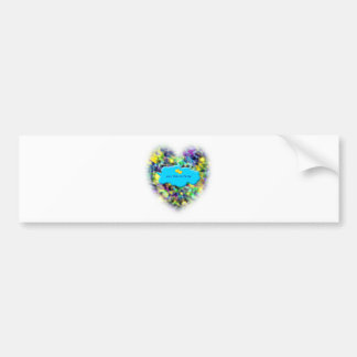 Time to Party 2013 New Years art gifts Car Bumper Sticker