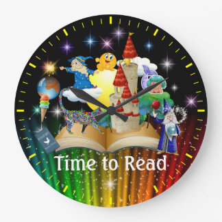 Time to Read Clock Version 2