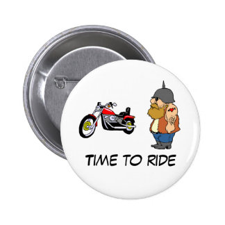 Time To Ride Button