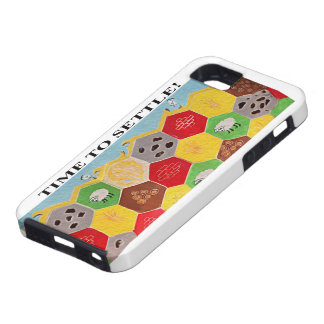 Time to Settle!  iPhone 5 case for gamers