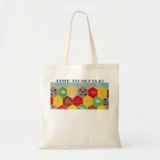 Time to Settle Tote Bag for Gaming Gear