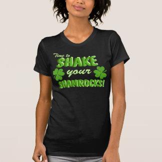 Time To Shake Your Shamrocks! T-Shirt