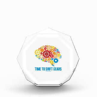 Time To Shift Gears (Gears Brain) Awards
