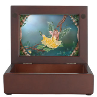 Time To Smile - A Forest Fairy Memory Box