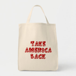 Time to Take America Back From the Politicians Tote Bag