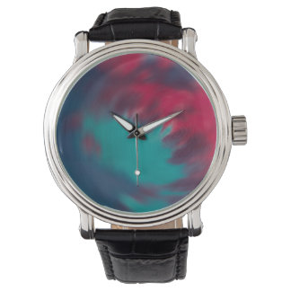 Time to Wake Up Wristwatch