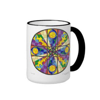 Time Travel 1 Mandala Mug