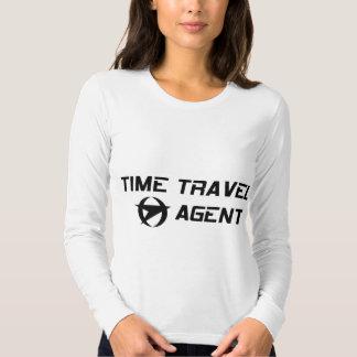 Time Travel Agent Tshirts