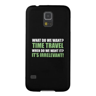 Time Travel Galaxy S5 Cover