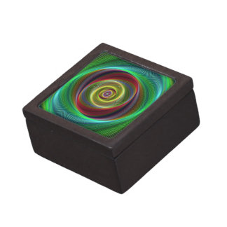 Time travel gift box
