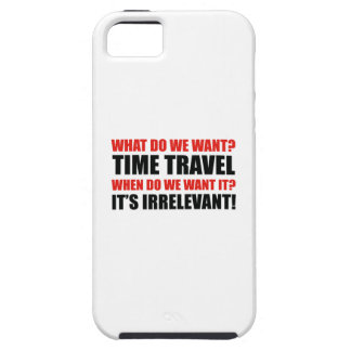 Time Travel iPhone SE/5/5s Case