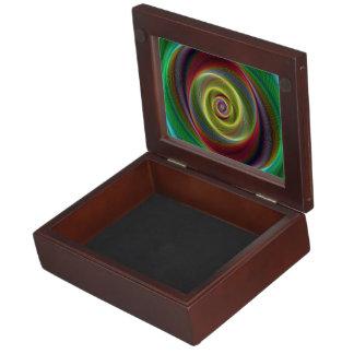 Time travel memory box