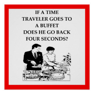 time travel poster