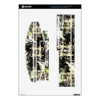 Time Travel PS3 Console Decal