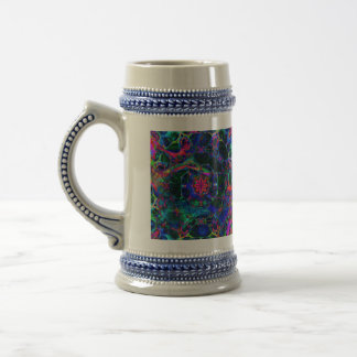 Time Travel Through the Worm Hold Beer Stein