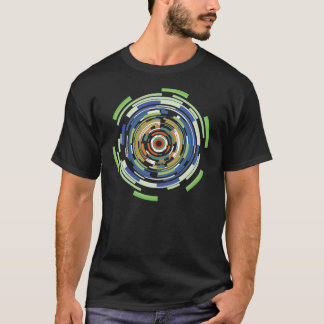 Time travel tunnel 2 T-Shirt