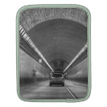 Time Travel Tunnel iPad Sleeve