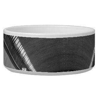 Time Travel Tunnel Pet Food Bowl