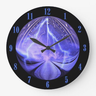 Time Travel Wall Clock 2