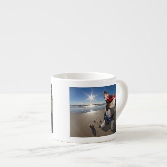 Time Traveler Espresso Cup