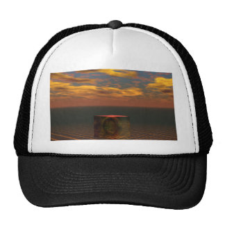 Time Travelers' Journal by cricketdiane Trucker Hat