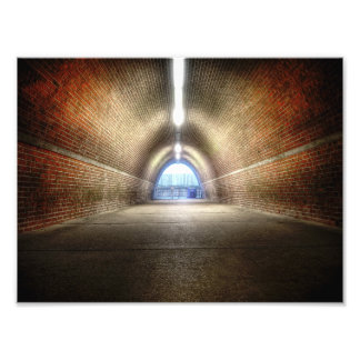 Time Tunnel Art Photo