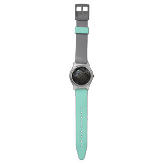 Time unknown wrist watch