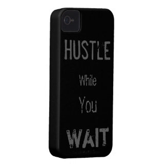 Time waits for no one iPhone 4 Case-Mate case