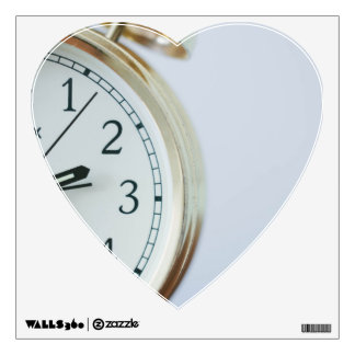 time wall decal