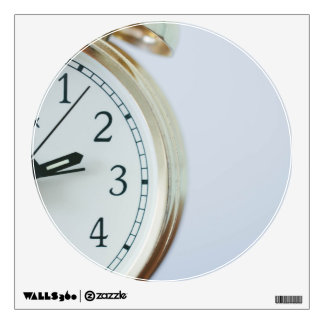 time wall sticker