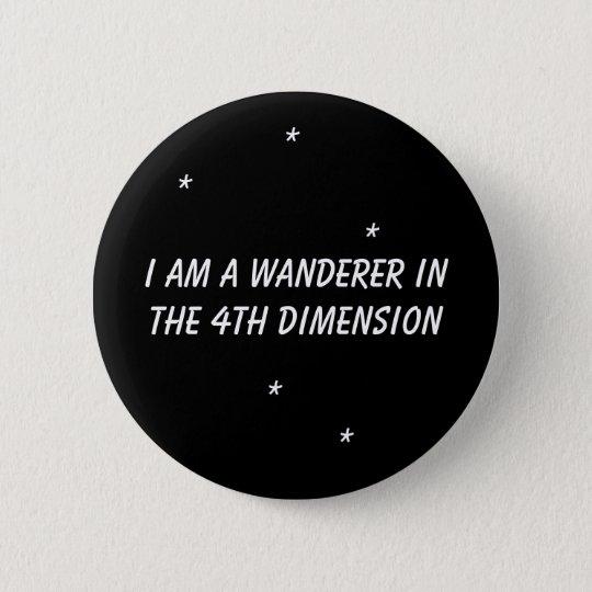 Time Wanderer Pinback Button