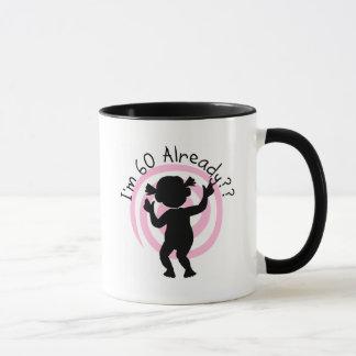 Time Warp 60 Already Tshirts and Gifts Mug