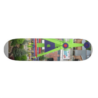 time warp and blizzerd river Six flags New england Skateboard