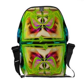 Time Warp Courier Bag