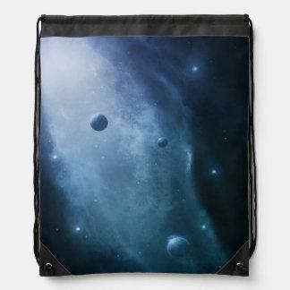 Time Warp Drawstring Bag