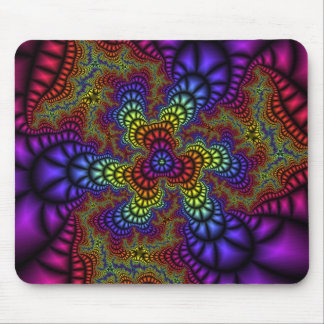 Time Warp Mouse Pad