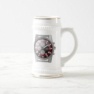 Time Watch Face Mug