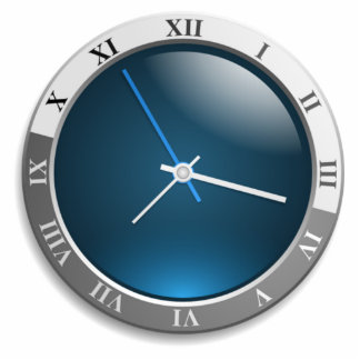 Time Watch Face Cut Out